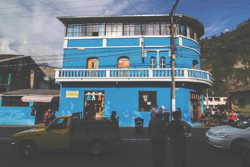 Ecuadorian Building