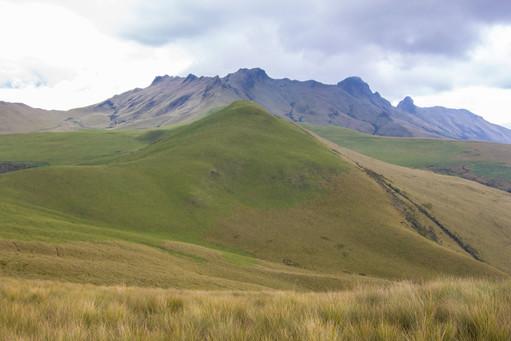 Ecuadorian Landscape