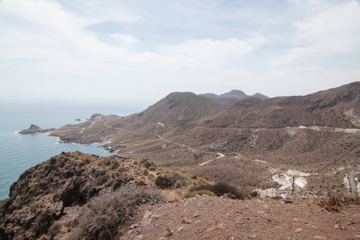 Cabo de Gata-N�jar Natural Park, Spain