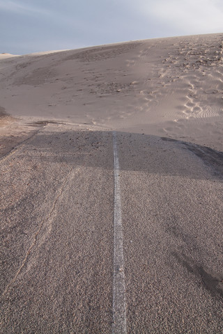 Dune, End of the Road