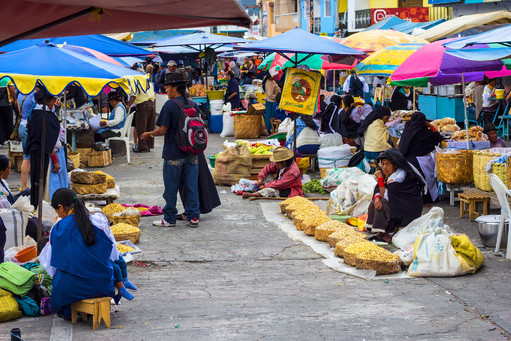 Ecuadorian Market
