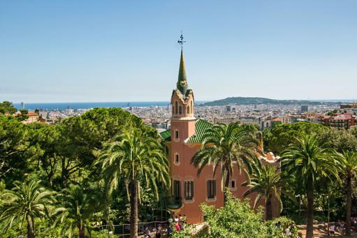 Park G�ell Barcelona