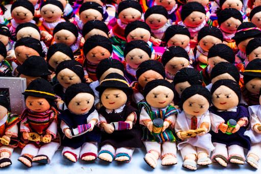 Ecuadorian Dolls
