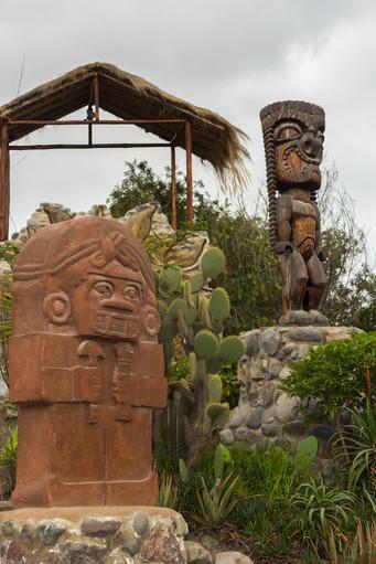 Ecuadorian Totem