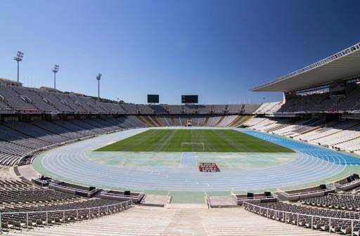 Estadi Ol�mpic Barcelona