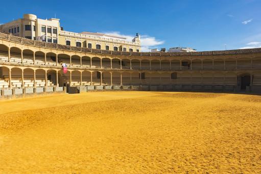 Bullring, Spain