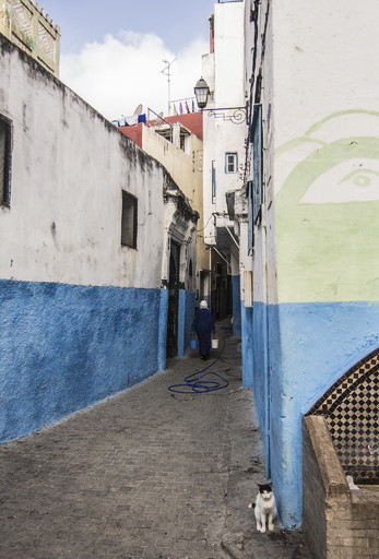 Old City of Tangier, Morocco