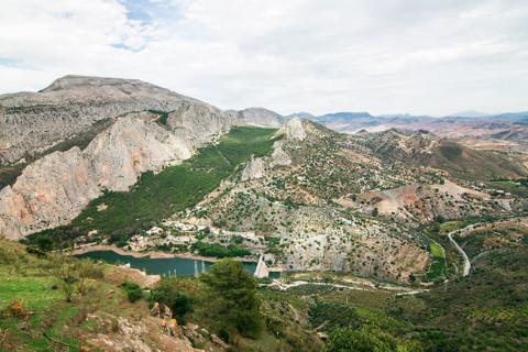 El Chorro, Andalusia, Spain