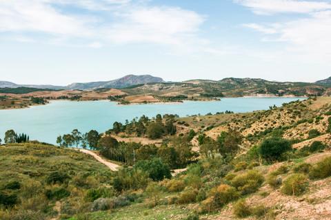 Andalusian Lake