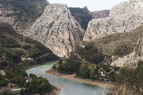 El Chorro, Andalusia, Spain