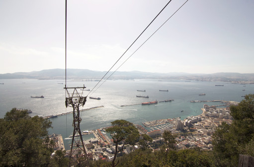 Cable Car Giblartar