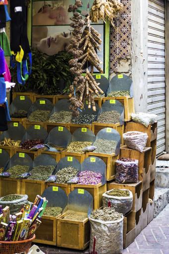 Spices-Moroccan-Market
