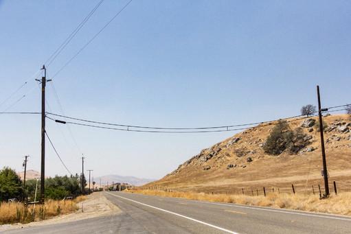 Road Countryside California