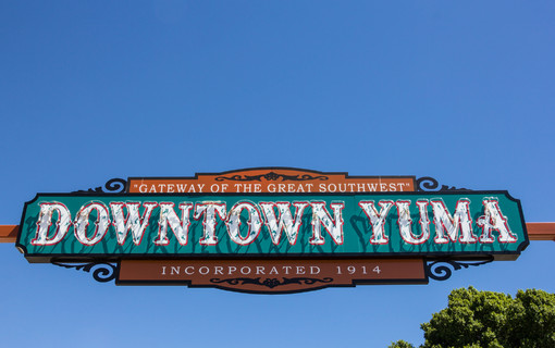 Neon, Downtown Yuma