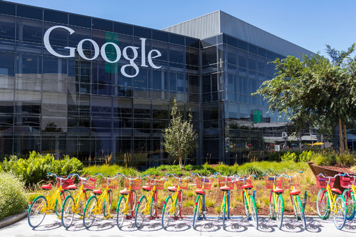 Google Headquarters, California