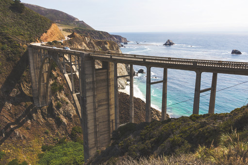 Bixby Creek Bridge Big Sur, California