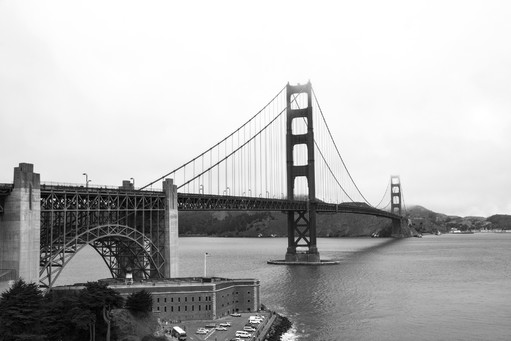 Golden Bridge Architecture San Francisco