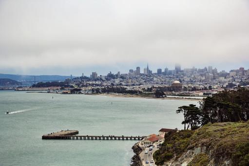 San Francisco Panorama, California