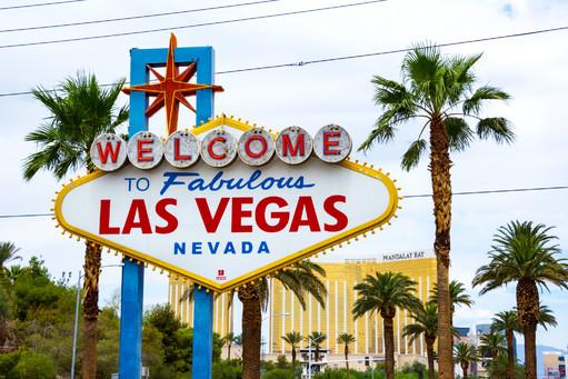 Las Vegas, Neon, Famous Sign