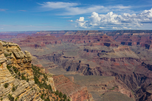 Grand Canyon Colorado, US
