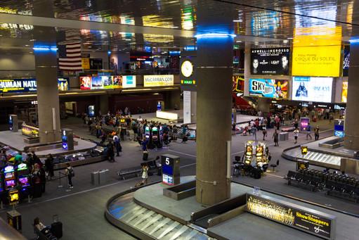 Las Vegas, Airport