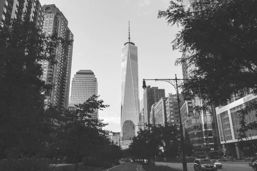 World Trade Center Building NY