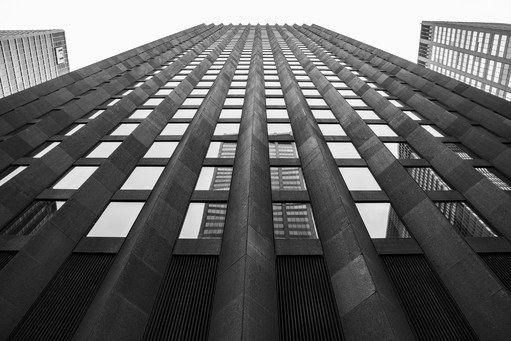 New York Skyscraper Trump