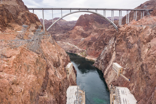 Hoover Dam, Arizona, Nevada