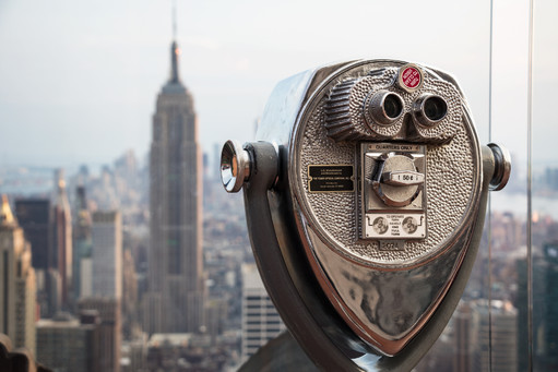 Binocular, New York, US