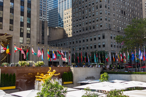 New York City, Rockefeller Center