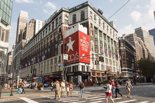 Macy's in New York