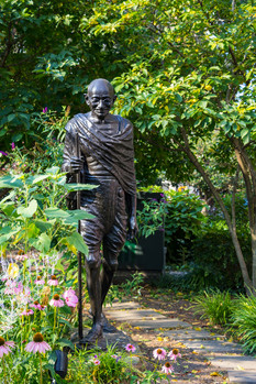 Statue of Mahatma Gandhi, Union Square Park