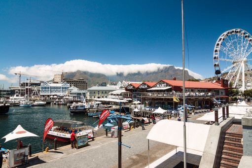 Cape Town City, South Africa, Waterfront