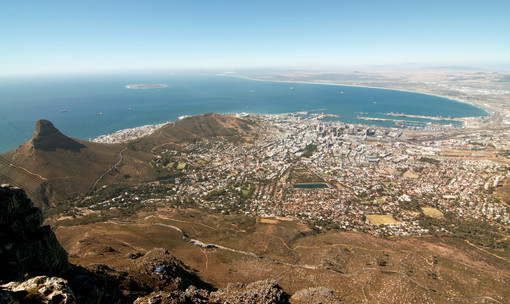 Cape Town, South Africa, Panorama
