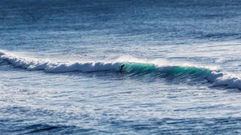 Waves landscape, Surfing
